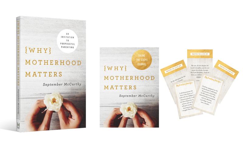Why Motherhood Matters Pre-Order Bonuses - Purchase 1 Book