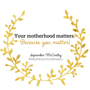 Image result for why motherhood matters